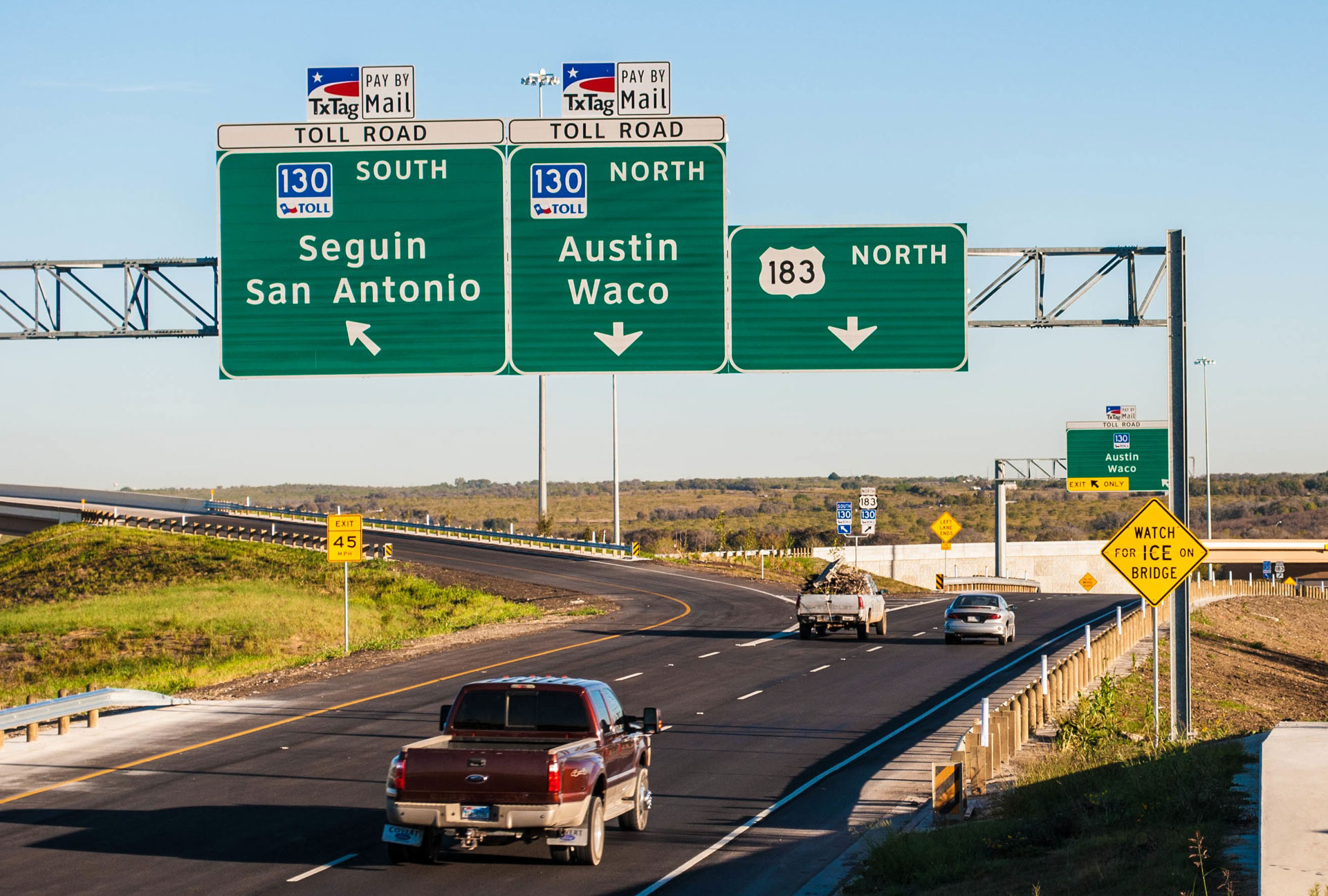 State Highway 130 - SH 130 The fastest way between Austin