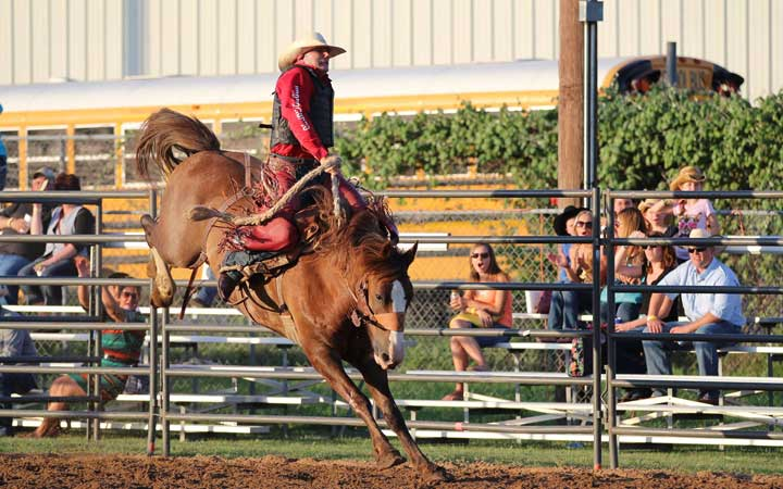 The 46th Annual Chisholm Trail Roundup June 7-9